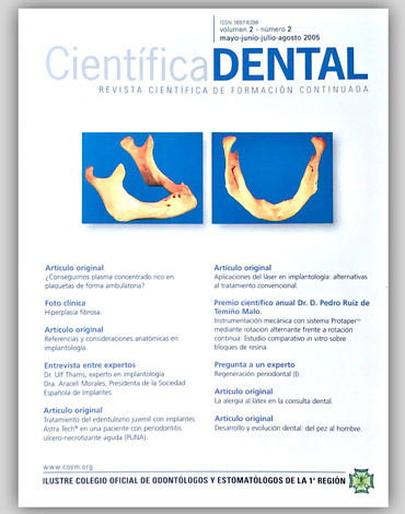 Revista Científica Dental COEM